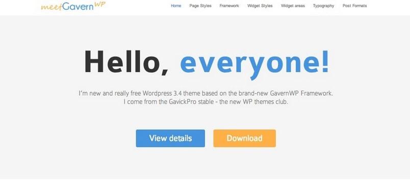 Meet Gavern v.1.1 Released!