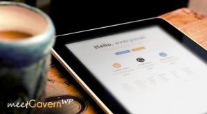 Meet GavernWP v.1.7 released!