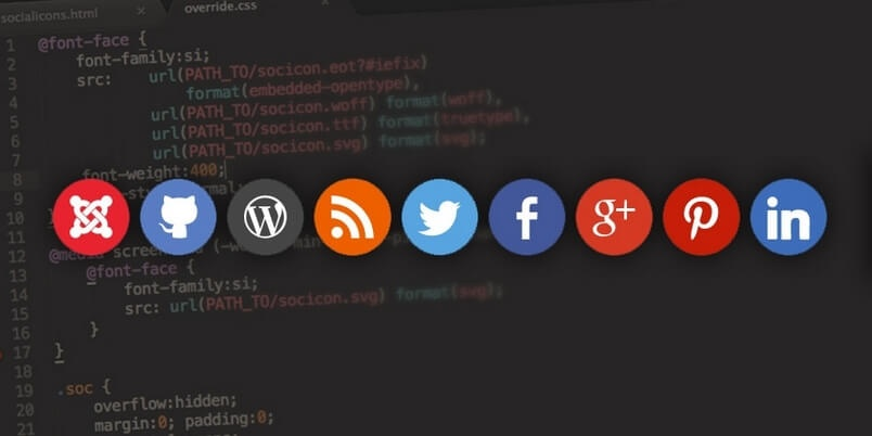How to easily create resolution-independent social icons