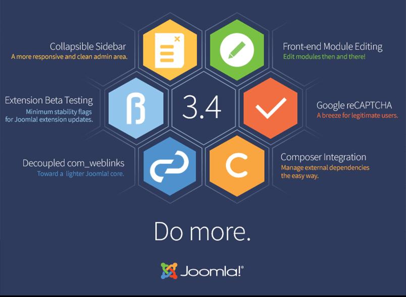 Joomla 3.4 download
