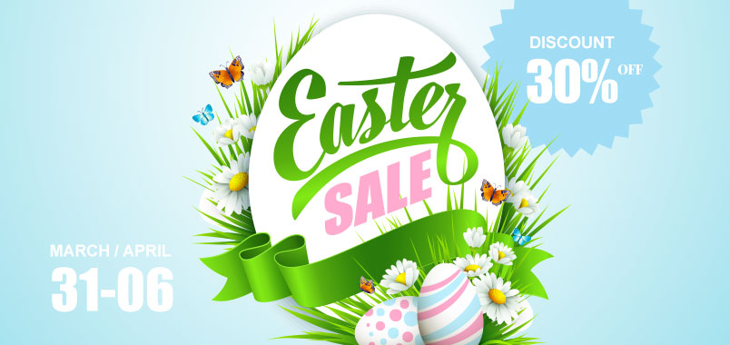 Easter discount: 30% off all Gavick themes & templates