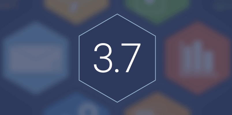 What new features in Joomla 3.7