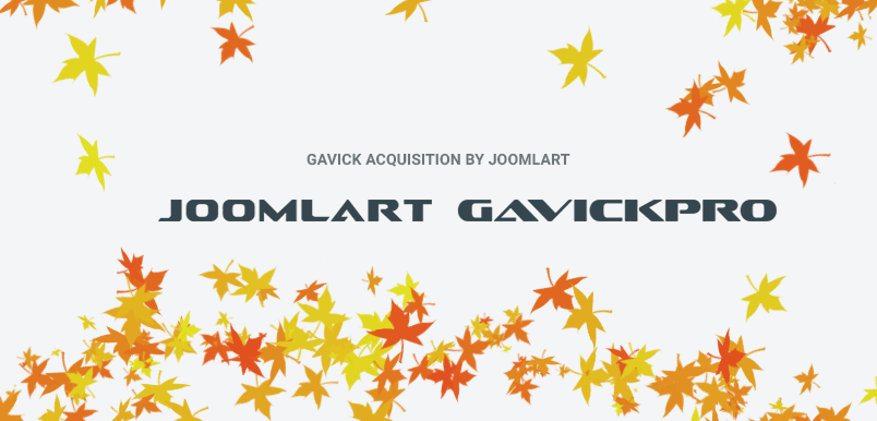 Gavickpro + Joomlart