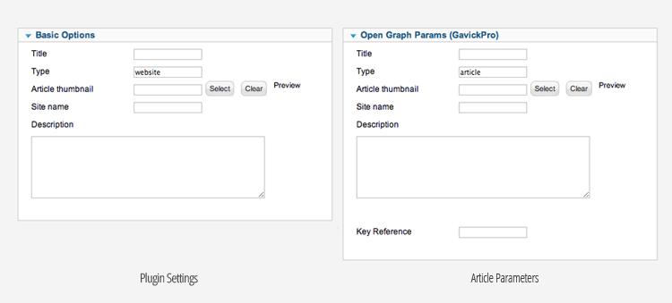 Open Graph Plugin