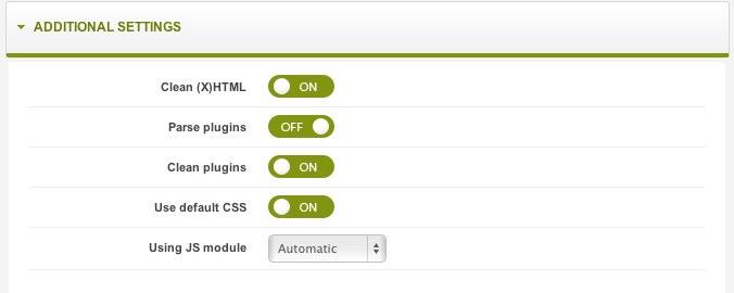 Joomla! 1.6 Extensions - Administration-3