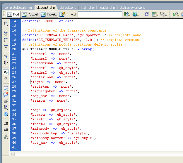 const php