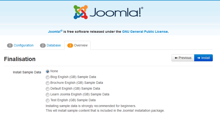 joomla31-installation-step3