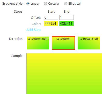 css-gradient