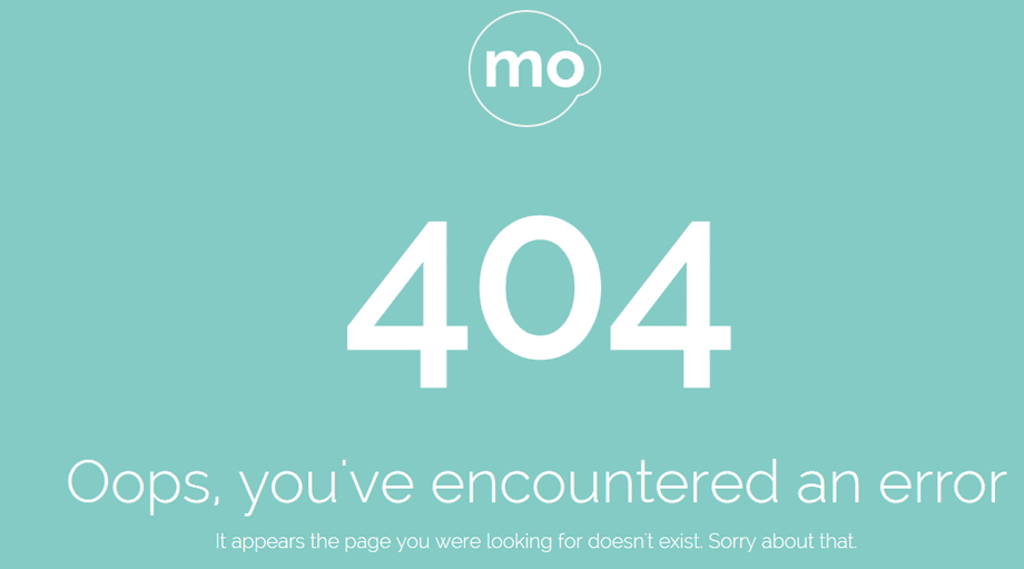 How to make an effective 404 error page to reduce bounce rate