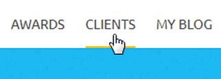 "The default ""hand"" cursor for links"
