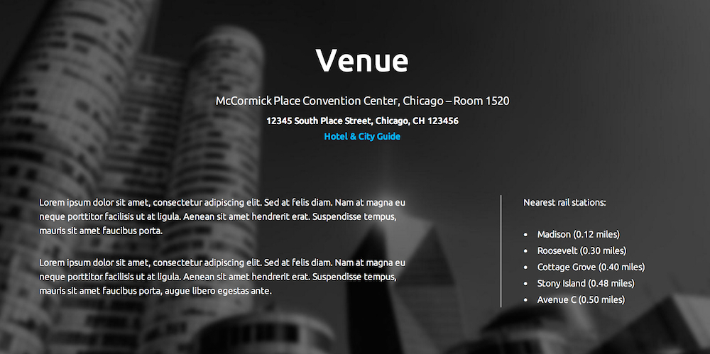 events-venue