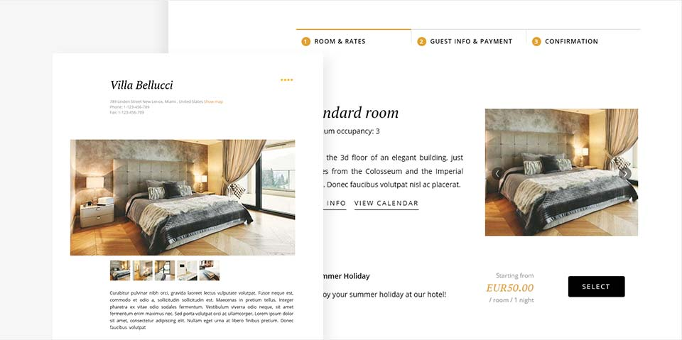 Solidres - A Hotel booking solution for Joomla