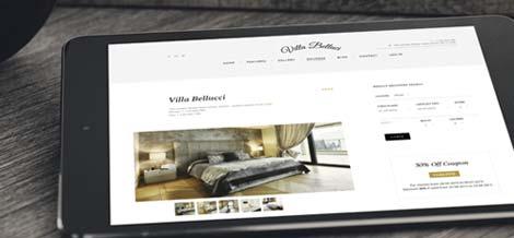 Joomla Hotel & Travel Template - Villa Bellucci | GavickPro