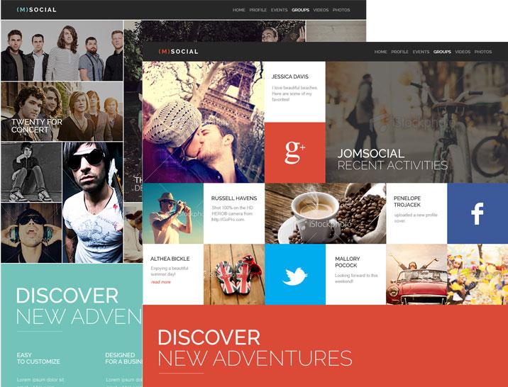 Join 180 000 websites creating Amazing communities