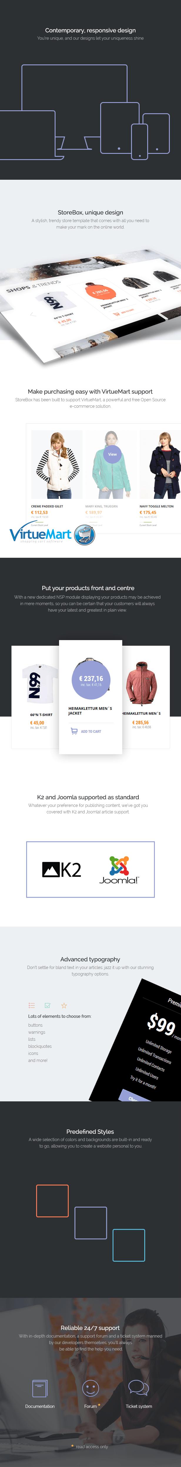 StroreBox - Best e-Commerce Joomla Theme for VirtueMart from GavickPro