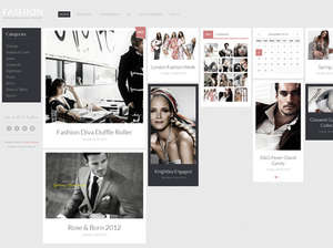 Fashion - Joomla Template