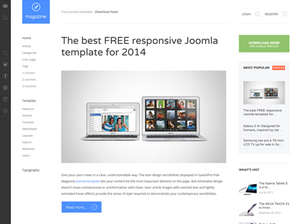 Magazine - Free WordPress Theme