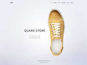 Quark - Multi-functional WordPress theme