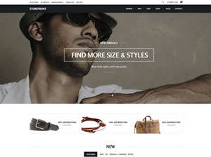 Storefront - Woocommerce WordPress Theme
