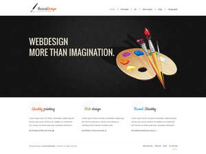 theRealdesign - Business Joomla Template